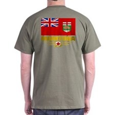 Manitoba Flag T-Shirt