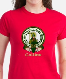 Collins Clan Motto Tee
