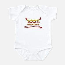 100% Trouble Infant Bodysuit