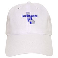 los angeles girl shirt Baseball Baseball Cap