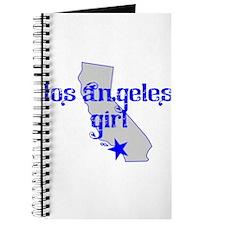 los angeles girl shirt Journal