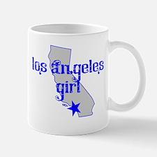 los angeles girl shirt Mug