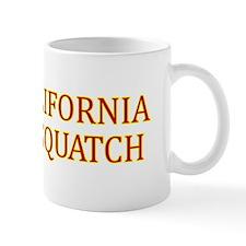 CALIFORNIA SASQUATCH Mug