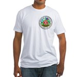 Medical Marijuana Fitted T-Shirt