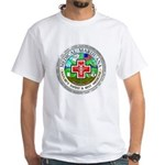 Medical Marijuana White T-Shirt