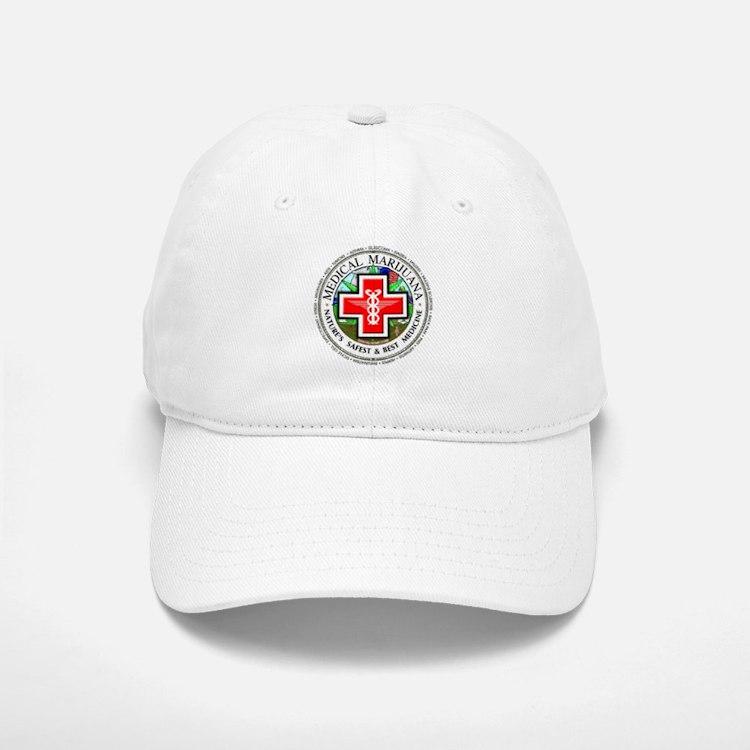 Medical Marijuana Baseball Baseball Cap