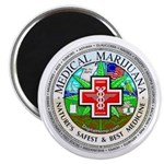 Medical Marijuana Magnet