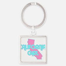 CALIFORNIA GIRL SHIRT Keychains