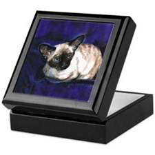 Cornish Rex Keepsake Box