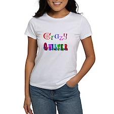 Crazy Quilter Tee