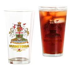 Manitoba COA Drinking Glass