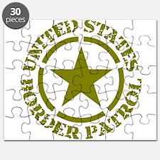 border-patrol Puzzle