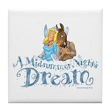 A Midsummer Night's Dream Tile Coaster