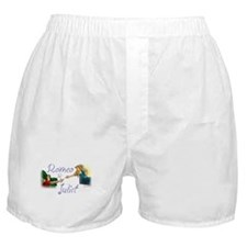 Romeo and Juliet Boxer Shorts