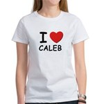 I love Caleb Women's T-Shirt