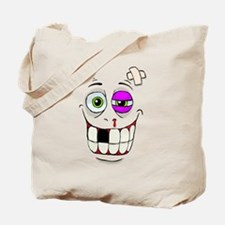Beat-up Monster Tote Bag