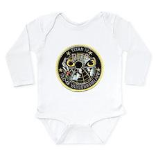 Titan IV Vandenberg Long Sleeve Infant Bodysuit