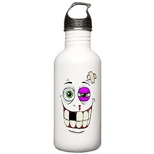 Beat-up Monster Sports Water Bottle