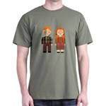 Raggedy Ann and Andy Dark T-Shirt