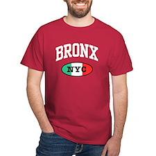 Italian Bronx NYC T-Shirt
