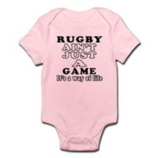 Rugby ain't just a game Onesie