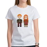 Raggedy Ann and Andy Women's T-Shirt