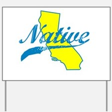 NATIVE CALIFORNIA SHIRT BUMPER STICKER TEE Yard Si