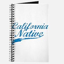 CALIFORNIA NATIVE SHIRT BUMPER STICKER Journal
