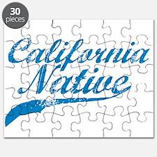 CALIFORNIA NATIVE SHIRT BUMPER STICKER Puzzle