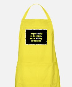 LOLing On The Outside Apron