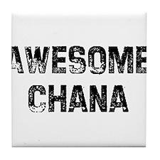 Awesome Chana Tile Coaster