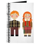 Raggedy Ann and Andy Journal