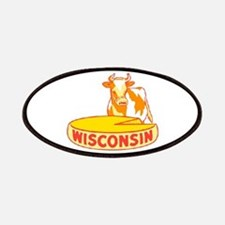 Vintage Wisconsin Cheese Patches