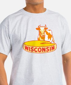 Vintage Wisconsin Cheese T-Shirt