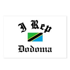 I rep Dodoma Postcards (Package of 8)