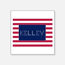 "KELLY Square Sticker 3"" x 3"""