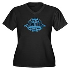 kenai fjords 1 Plus Size T-Shirt
