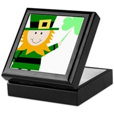 Little Irish Guy Keepsake Box