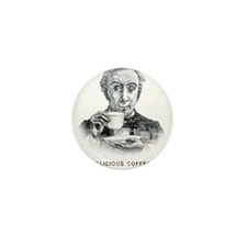 currier-ives-coffee Mini Button (10 pack)