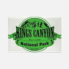 kings canyon 1 Rectangle Magnet