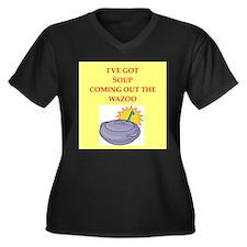 soup Plus Size T-Shirt
