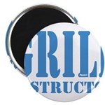 Grill instructor Magnet