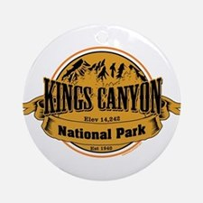 kings canyon 2 Ornament (Round)