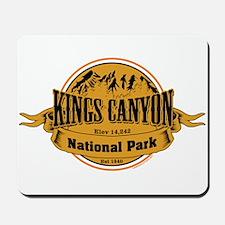 kings canyon 2 Mousepad
