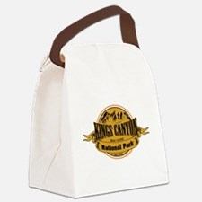 kings canyon 2 Canvas Lunch Bag