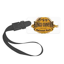 kings canyon 2 Luggage Tag