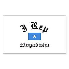 I rep Mogadishu Decal