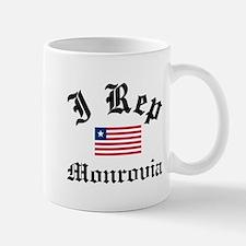I rep Monrovia Mug