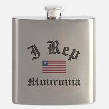 I rep Monrovia Flask