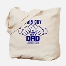 This Guy Dad January 2014 Tote Bag